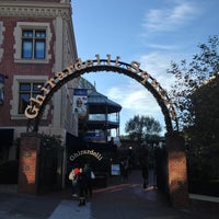 Photo taken at Ghirardelli Square by JohnMark C. on 12/19/2012