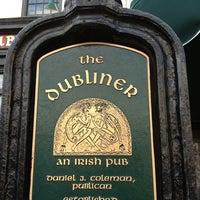 Photo taken at Dubliner Restaurant & Pub by Tara M. on 4/1/2013