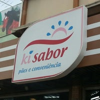 Photo taken at Panificadora Ki Sabor by Bruno L. on 1/19/2013