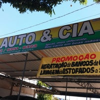 Photo taken at Lava Auto & Cia by Bruno L. on 8/10/2014