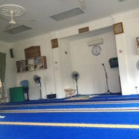 Photo taken at Surau Al Hidayah Seksyen 2 BMC by Umar M. on 1/1/2013
