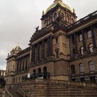 1/15/2014 tarihinde Ms. Johnsonziyaretçi tarafından Národní muzeum'de çekilen fotoğraf