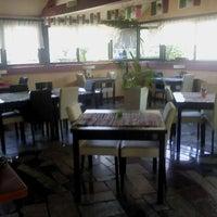 Photo taken at Casa de comida Mexicana by Urška S. on 5/14/2013
