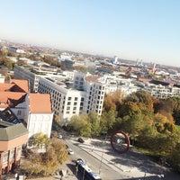 Photo taken at NH München Deutscher Kaiser by Duygudyg A. on 10/19/2017