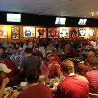 Photo taken at Press Box Sports Emporium & Eatery by Walter B H. on 9/30/2012
