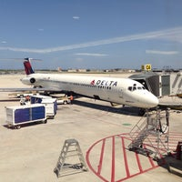 Photo taken at Palm Beach International Airport (PBI) by Sjoerd v. on 6/16/2013