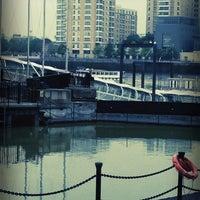 6/18/2013にRuth A.がDoubleTree by Hilton Hotel London - Docklands Riversideで撮った写真
