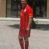 Photo taken at Sabahat Akşıray Özel Eğitim İş Uygulama Merkezi Futbol Sahası by TC. AYHAN😎 A. on 5/29/2014