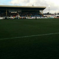 Photo taken at Southport FC by Michael K. on 12/7/2014