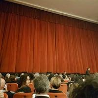 Photo taken at Teatro delle Celebrazioni by Vanessa D. on 2/10/2017