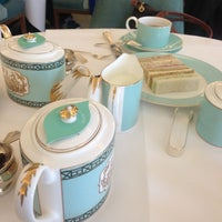 Photo taken at Fortnum & Mason by Ruoyu W. on 2/17/2013