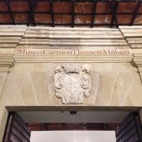 Foto tomada en Museo Carmen Thyssen Málaga por Jesus P. el 11/24/2012