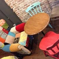 11/24/2012 tarihinde Jesus P.ziyaretçi tarafından El Último Mono Juice & Coffee'de çekilen fotoğraf