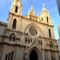 Photo taken at Iglesia del Sagrado Corazón de Jesús by Jesus P. on 1/28/2017