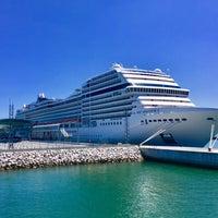 Photo taken at Muelle Cruceros de Getxo by Jesus P. on 7/23/2018