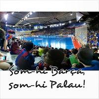 Photo taken at Palau Blaugrana by Oriol B. on 6/12/2013