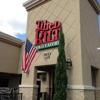 Photo taken at Tilted Kilt Orlando I-Drive by Ken C. on 6/1/2013