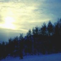 Снимок сделан в ГЛК Гора Волчиха пользователем Kate G. 2/2/2013