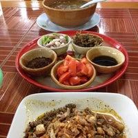 Photo taken at ร้านนายยก by Chava C. on 5/31/2015
