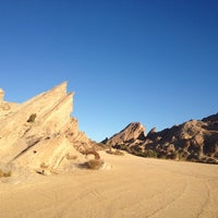 Photo taken at Vasquez Rocks Park by Edgar R. on 10/30/2012