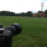 Photo taken at Astor Field by Rand R. on 6/2/2013