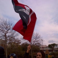 Das Foto wurde bei Fenerbahçe Sahili von Yesim E. am 11/10/2012 aufgenommen