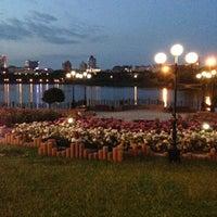 Photo taken at Парк Щербакова by Anika 💋 K. on 6/11/2013
