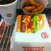 Photo taken at Burger King by Fernando D. on 4/4/2013