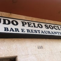 Photo taken at Tudo Pelo Social by Fernando D. on 1/11/2013