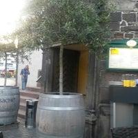 Photo taken at Ritmo Tapas Bar Restaurant by Gea S. on 5/19/2014