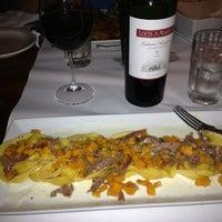 Photo taken at Romano's Macaroni Grill by Robert R. on 3/23/2013