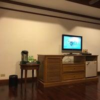 Photo taken at Felix River Kwai Resort by Taneka N. on 2/25/2017