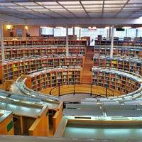 Photo taken at Universidad Carlos III de Madrid - Campus de Getafe by Rubén M. on 10/11/2012