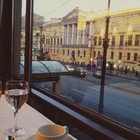 Снимок сделан в Corinthia Hotel St.Petersburg пользователем Julia E. 11/20/2012