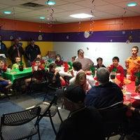Photo taken at Fort Myers Skatium by Mark B. on 12/19/2014