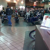 Photo taken at Harley-Davidson of Atlanta by Mary Carol W. on 11/10/2012