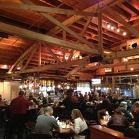 Photo taken at Glacier BrewHouse by Jan K. on 10/15/2012