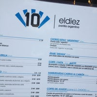 Photo taken at El 10 by Alejandra C. on 3/9/2013