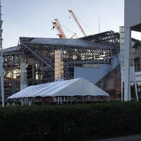 Photo taken at Falcons Landing Ga.Dome by Andrew R. on 10/28/2016