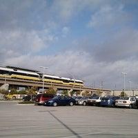 Photo taken at Royal Lane Station (DART Rail) by Supote M. on 10/22/2012