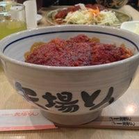 4/14/2013にべぇ◎が矢場とん 矢場町本店で撮った写真