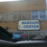 Photo taken at Bargain Center by Joe B. on 4/24/2013