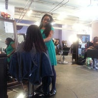 Photo taken at Duafe Holistic Hair Care by Tah Lieash P. on 3/23/2013