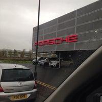 Photo taken at Porsche Centre Glasgow by Gareth K. on 10/28/2015