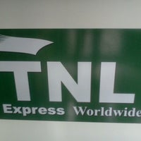 Photo taken at TNL Express by Chai R. on 6/5/2013