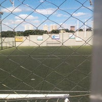 Photo taken at Julimar Green Football by Rhafael A. on 4/21/2013