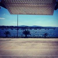 6/22/2013 tarihinde Siân Megan H.ziyaretçi tarafından Denizcilik Fakültesi'de çekilen fotoğraf