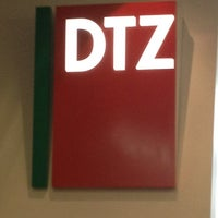 Photo taken at DTZ by Jwo L. on 2/25/2013