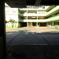 Photo taken at Secundaria Técnica no. 1 by David Ignacio C. on 12/10/2012