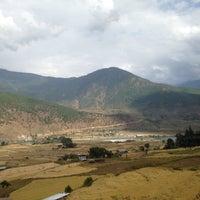 Photo taken at Punakha by Ирина П. on 10/31/2015
